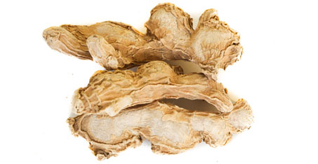 China Dried Ginger