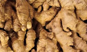 China Dried Ginger